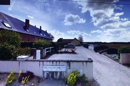 Maison à la campagne - Les Grandes-Ventes - บ้าน