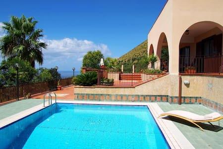 A Luxury Villa in Cilento-Pisciotta - Vila