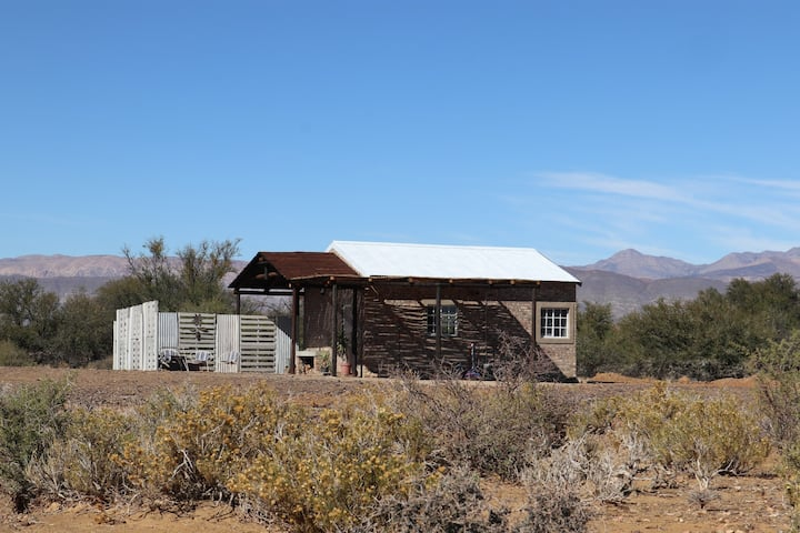 Wolvekraal Guest Farm - Soetdoring Cottage