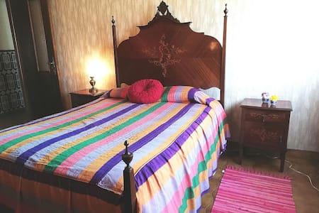 Garden Bedroom in the House of Life