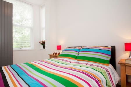 Modern Light 2 Bed Apartment