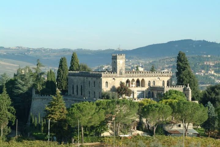 Castello di Badia - La Limonaia - Poggibonsi