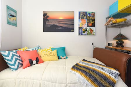 Windansea Cozy Bedroom (in beach block) - San Diego - Talo
