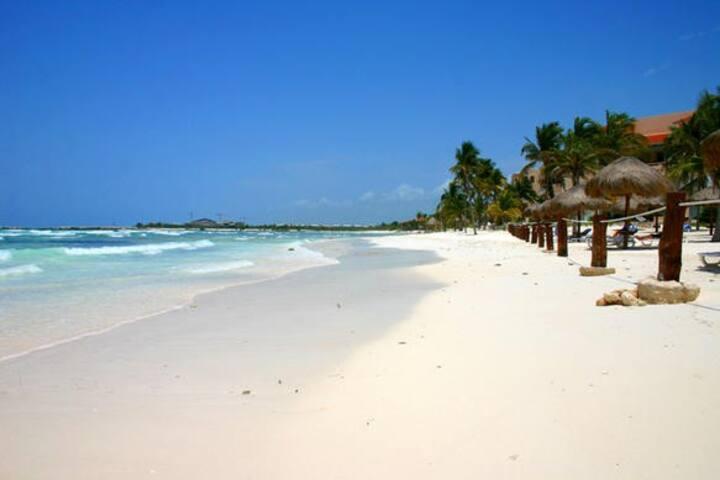 Beautiful Mexican Caribean! Riviera Maya
