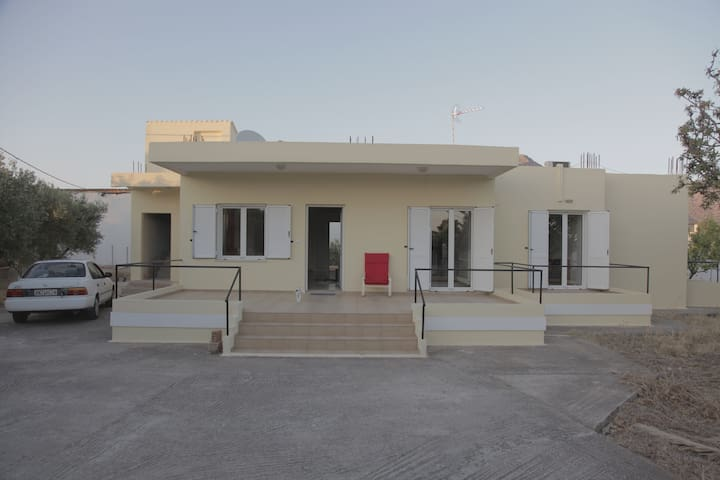house for rent in stavros chania - Stavros - House
