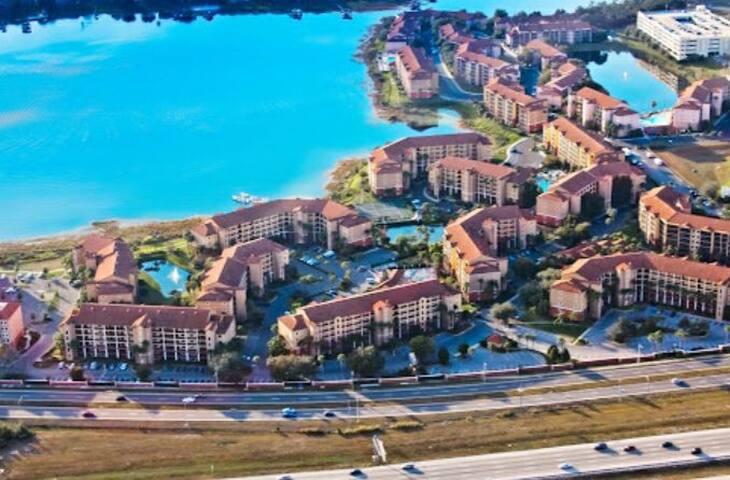 Vacaciones en Westgate Lakes Resort. Orlando. FL