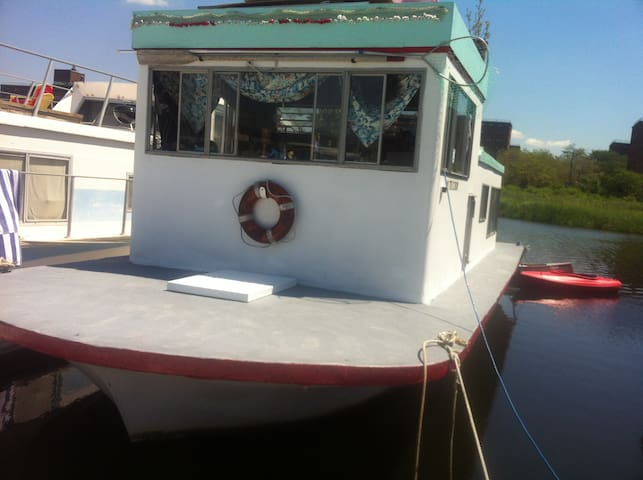 House boat GYPSY! - Queens - Barco