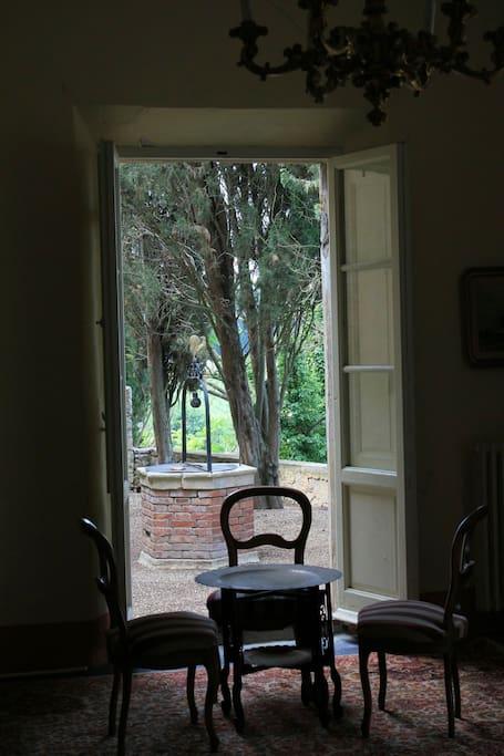 Salon 1 - avec accès extérieur