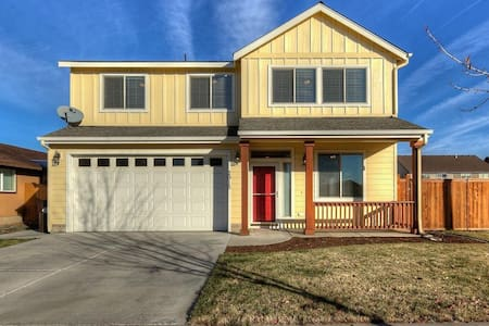 Big Yellow - Redmond - Ház
