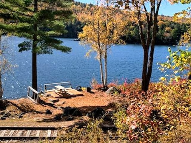 Gathering Home on Phillips Lake/Bangor-Acadia