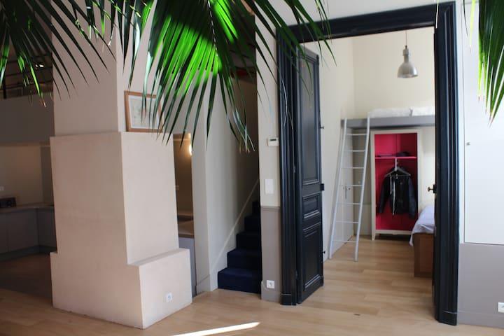 Chambre 2 depuis le séjour