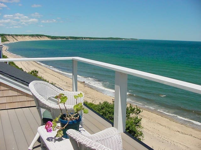 Cape Cod B&B w/views, beach - Rm1   - Sagamore Beach - Pousada