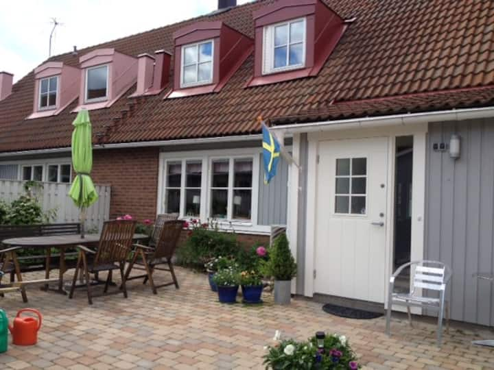 Familjärt Bed & Breakfast, Uppsala