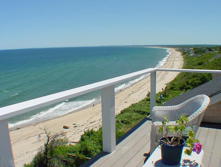 Cape Cod B&B w/views, beach - Rm4