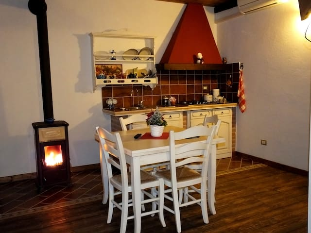 appartamento bianco - Badia Polesine