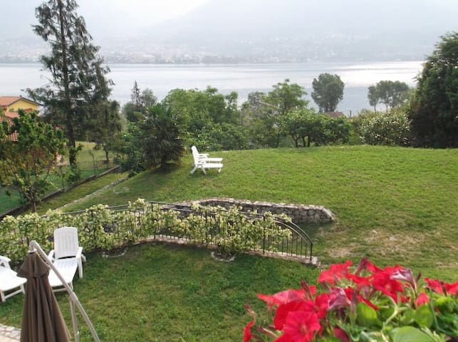 Villa Oliveto apartments - Oliveto lario - Apartment