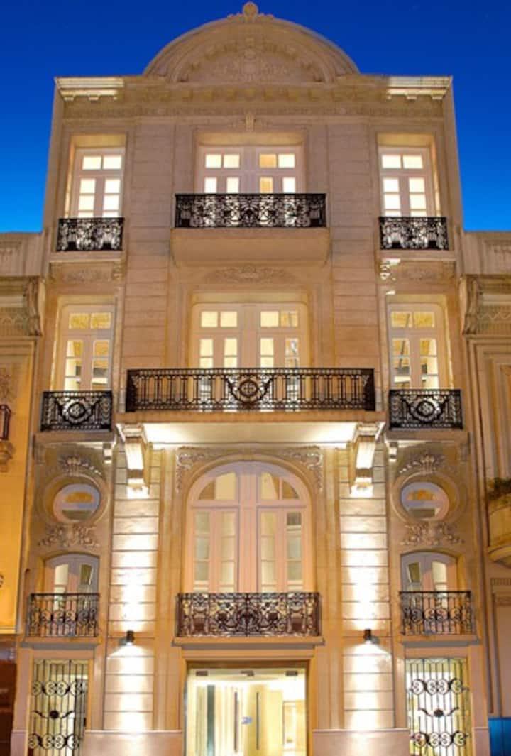 Terrace Suite at Poetry Recoleta