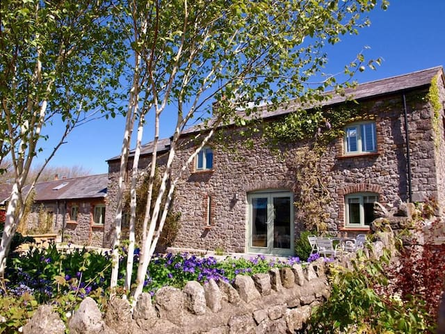 Barn Conversion in Beautiful South Gower Location