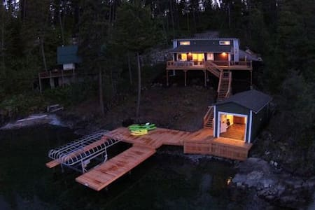 The Lake House at Safety Bay - Polson - Dom