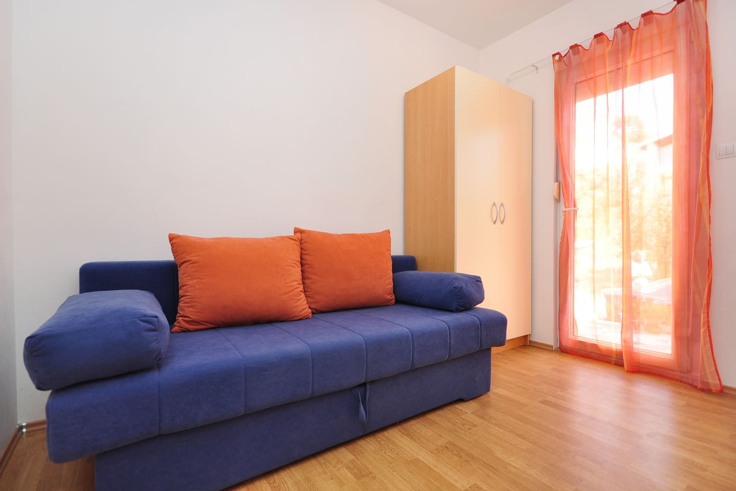 bedroom for 2 persons