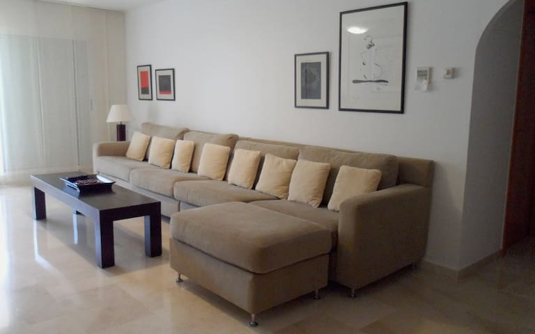 Apartamento Tres Dormitorios |  Guadalmina - Marbella - Appartement en résidence
