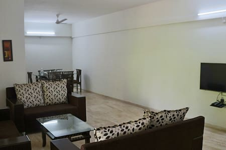 3BHK Ideal Service Apartments - Near Airport