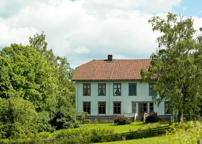 Sveinhaug Farm & Historical Pension - Rudshøgda