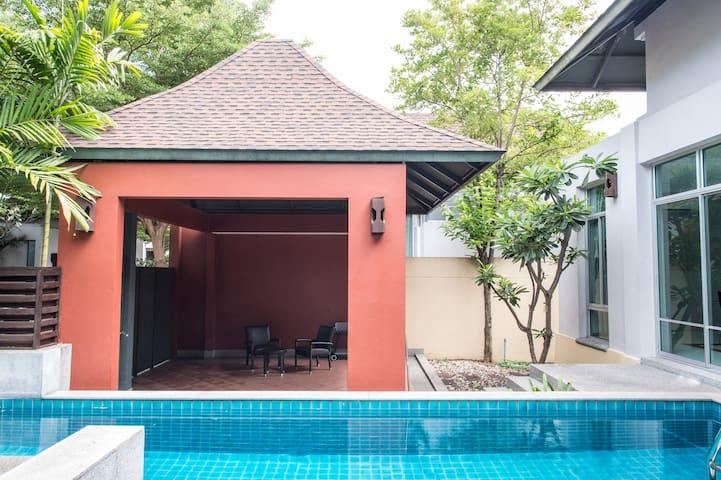 2 Bedrooms Nagawari Private Pool Villa - Muang Pattaya - Villa