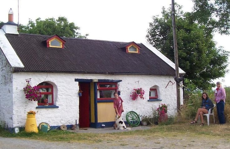 Cosy Traditional Ivy Farm Cottage  - North Tipperary - Srub