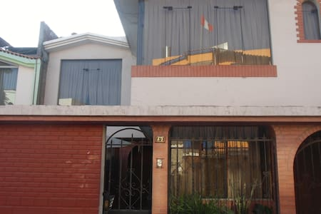 Family home in Arequipa - Rumah