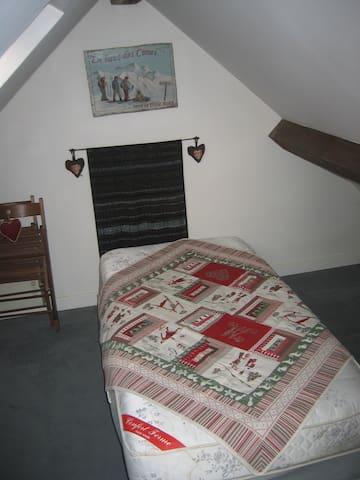 Chambre - 2ème étage