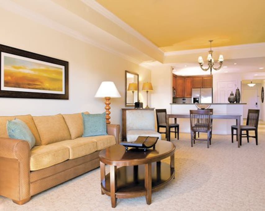 3 Bedroom Suite At Worldmark Orlando Reunion Serviced