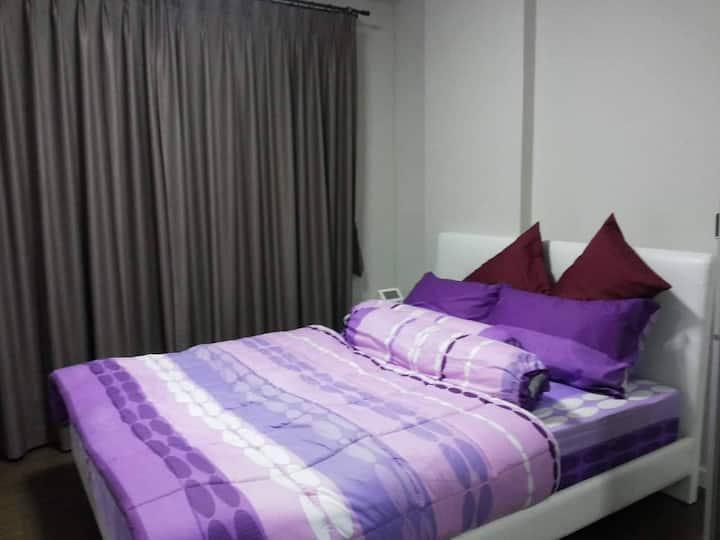 new apartment 1 bd 1fbd 100m long pool & fitness