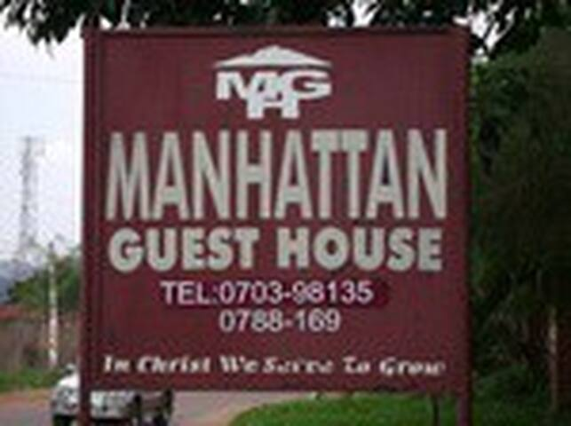 Manhattan Guesthouse Bed and Breakfast