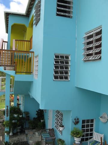 Lamblion Holiday Apartments - St. Georges Parish