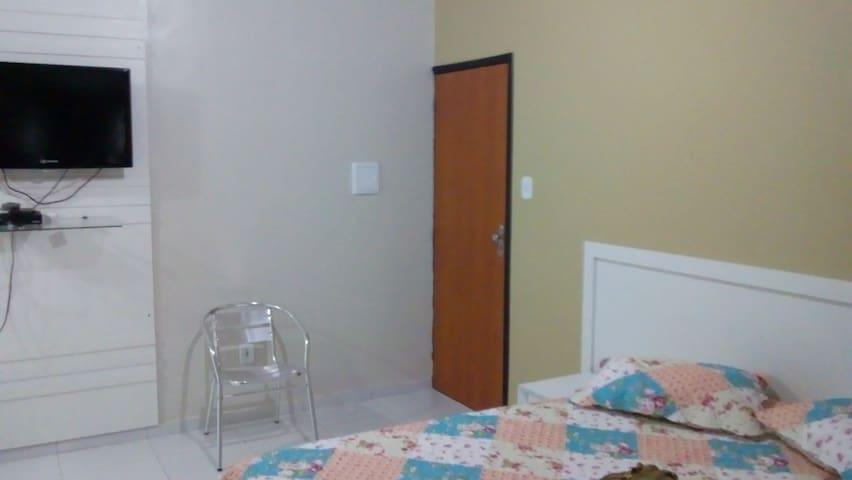 Apartamentos Studio para temporada em Penedo - AL