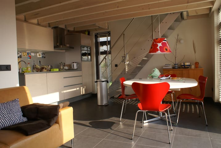 Modern Holiday Home on Dutch Coast - Schoorl - Casa