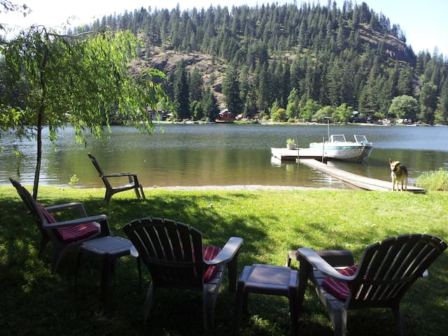 Sweet 3 Room Suite on the Lake! - Rathdrum - Apartamento