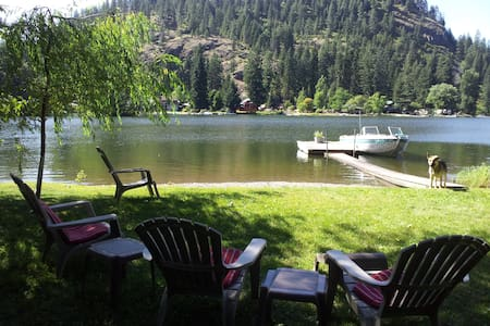 Sweet 3 Room Suite on the Lake! - Apartment