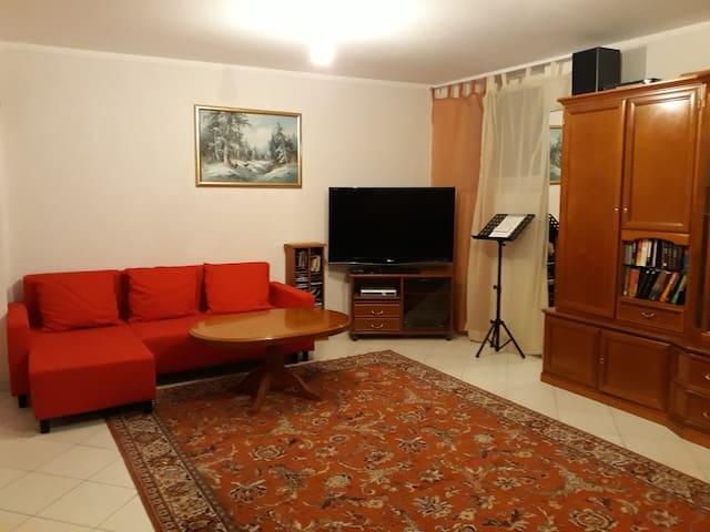 2 Zimmer  Wohnung in Wiesbaden-Schierstein.