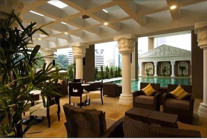 Cozy Studio Apartment @ KL City - Kuala Lumpur - Appartement