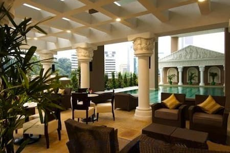 Cozy Studio Apartment @ KL City - Kuala Lumpur