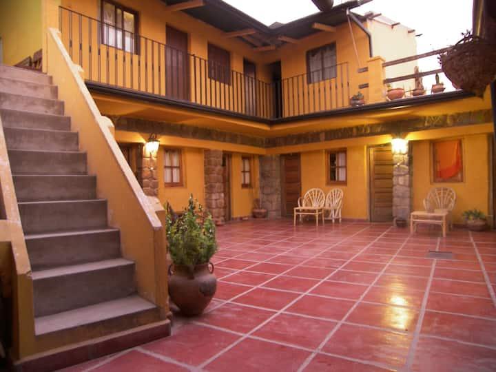 La Cumbre Hostel, turismo y excursiones.