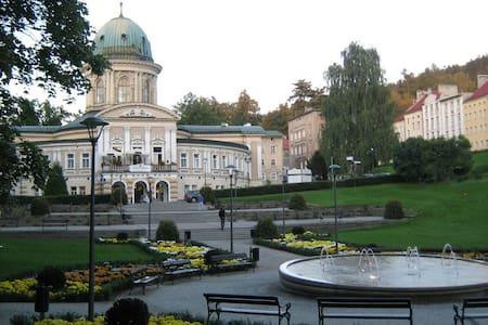 für Kurgäste, Touristen und Sportl - Ladek-Zdroj