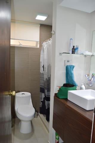 Departamento bien ubicado Col. del Valle - Condesa - Cidade do México - Apartamento