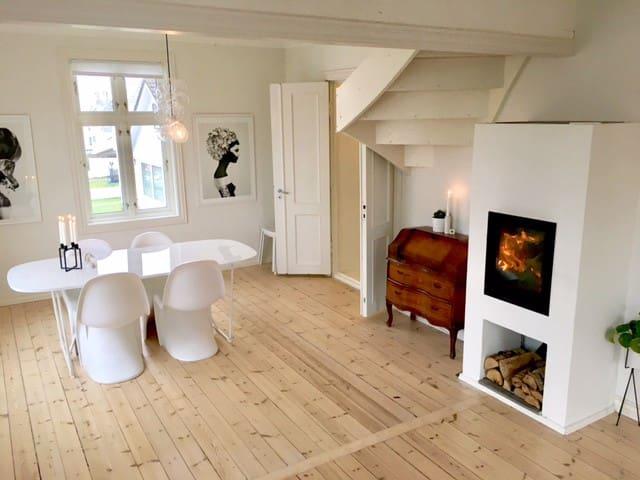 Flott leilighet med høy standard, sentru(SENSITIVE CONTENTS HIDDEN)ært - Stavanger - Apartment