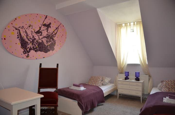 Guesthouse room Violet A.73