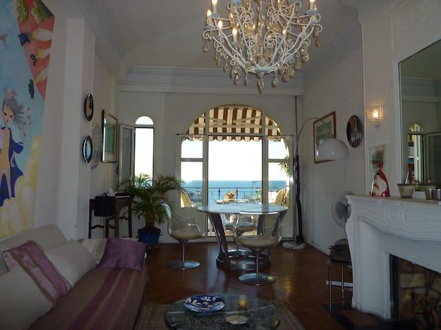 appartement promenade des anglais - au 4ème étage - Nizza - Appartamento