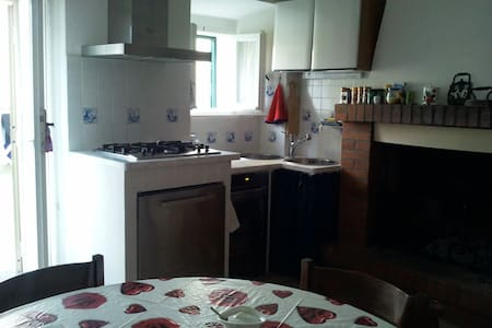 CASA RUSTICA  IN MAREMMA     - Haus