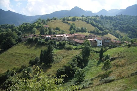 Apparment for 2 people in Asturias - Asturias - Huoneisto